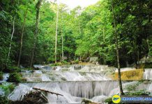 Dạo chơi tại 5 thác nước đẹp như tranh vẽ tại Indonesia