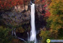 Thác Kegon - 5 thác nước đẹp nhất Nhật Bản