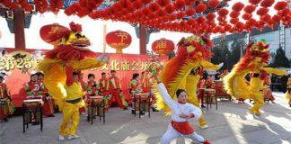 Lễ hội truyền mùa xuân Trung Quốc