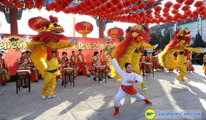 Lễ hội mùa xuân Trung Quốc