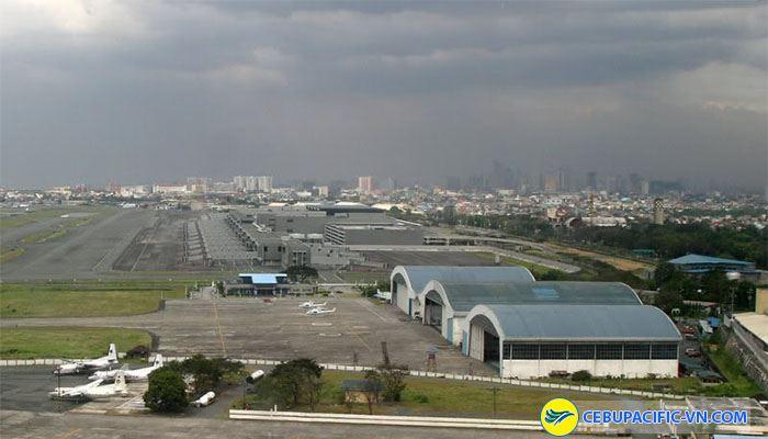 Sân bay quốc tế Ninoy Aquino Manila uy tín chất lượng
