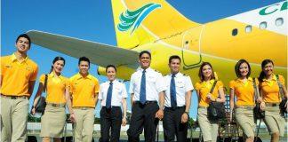 Kinh nghiệm bà bầu đi máy bay Cebu Pacific