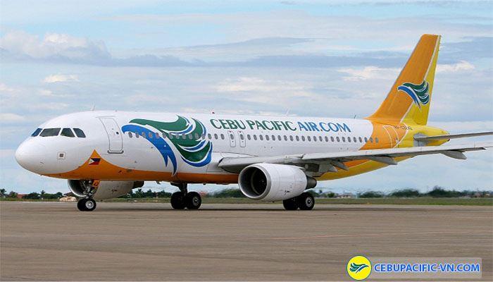 Sân bay Mactan-Cebu nằm ngay tại Visayas của Philippines