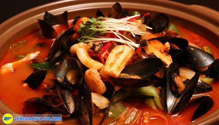 Mì hải sản Jiangbbong