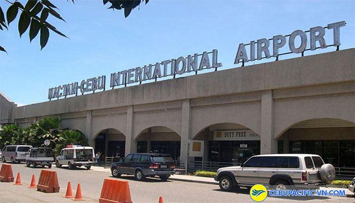 Sân bay Mactan-Cebu chất lượng