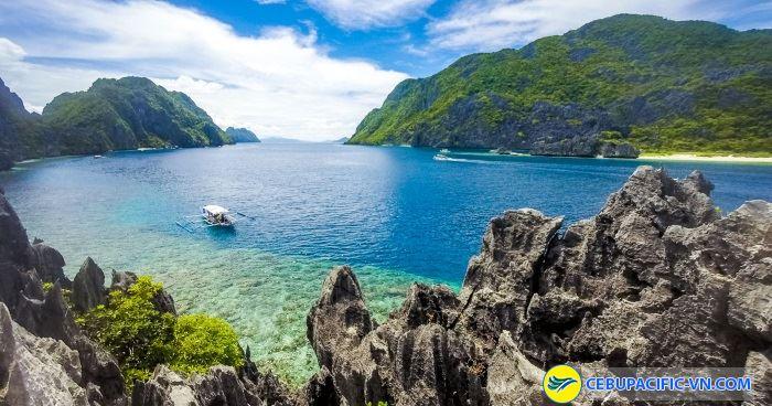 El Nido, Palawan trong xanh như ngọc