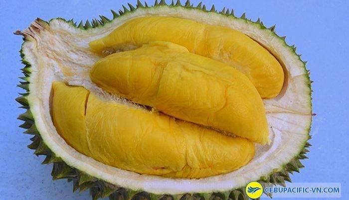 Trái sầu riêng món đặc sản bạn không nên bỏ qua