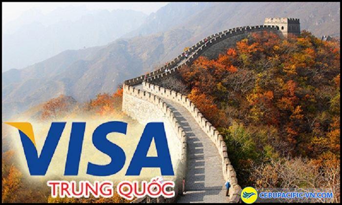 Cần có visa khi đi du lịch Trung Quốc