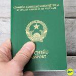 Cần có hộ chiếu khi làm thủ tục visa