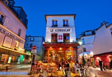 Montmartre phap