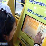 kiosk check-in