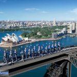 Trải nghiệm leo cầu cảng