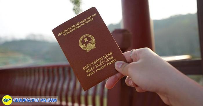 Có thể sử dụng giấy thông hành thay thế hộ chiếu