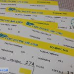 Phí thay đổi vé Cebu Pacific