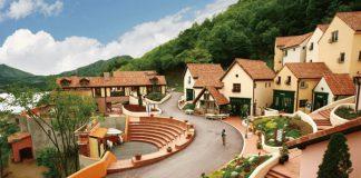 Petite France được trang hoàng giống ngôi làng của pháp