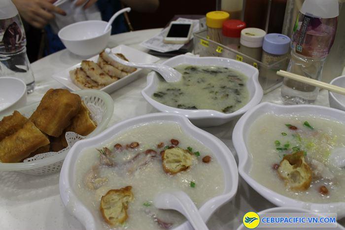 Thưởng thức phong cách ăn sáng theo kiểu Hong Kong