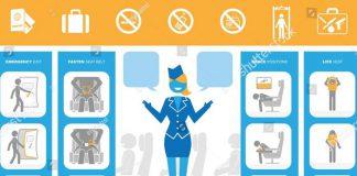 Những quy định giúp an toàn cho chuyến bay