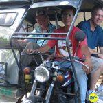 Trycicle phương tiện khá phổ biến tại Philippines