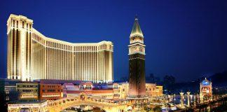 The Venetian Macao – là sòng bạc lớn nhất thế giới