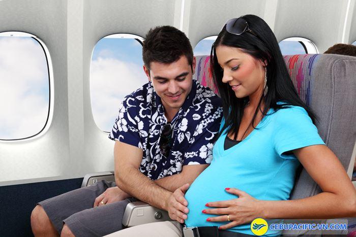 Đối với phụ nữ mang thai