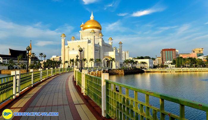 Cung điện Hoàng gia Brunei