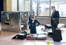 Hành lý quá cân tại sân bay