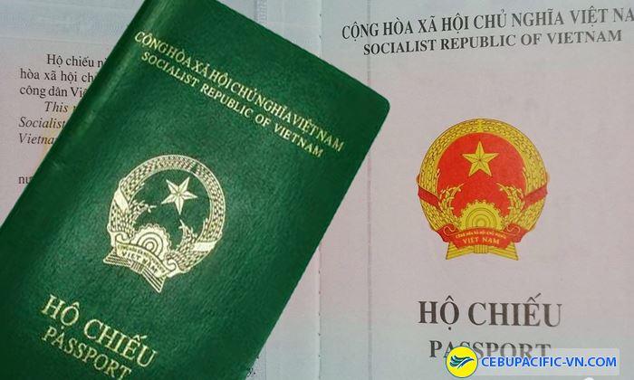Hộ chiếu là giấy tờ quan trọng để bắt đầu chuyến đi