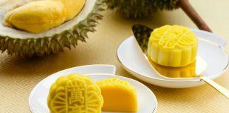 Các loại bánh được chế biến từ trái sầu riêng