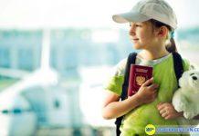 Giấy tờ cần thiết cho trẻ khi đi máy bay của Cebu Pacific