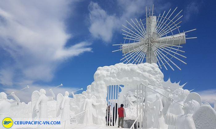 Thiên đường Heaven SanJoaquin