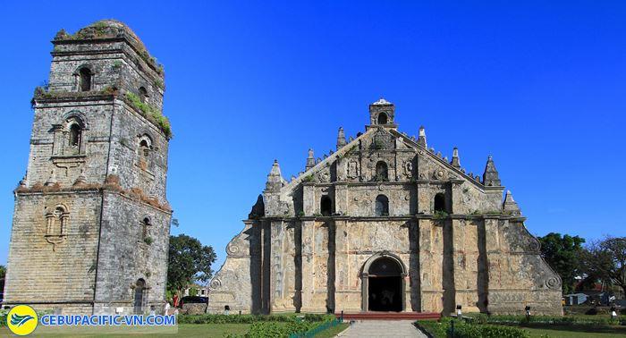 Nhà thờ Baroque Miagao