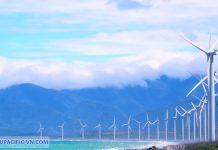Cánh đồng quạt gió Wind farm