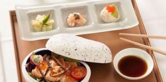 Trên các chuyến bay của Cebupacific có phục vụ nhiều loại món ăn khác nhau