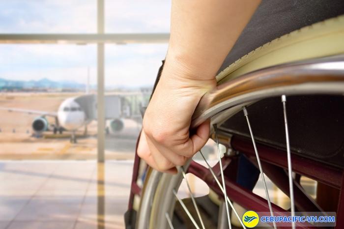 Hành khách khuyết tật cần chuẩn bị đầy đủ giấy tờ cần thiết