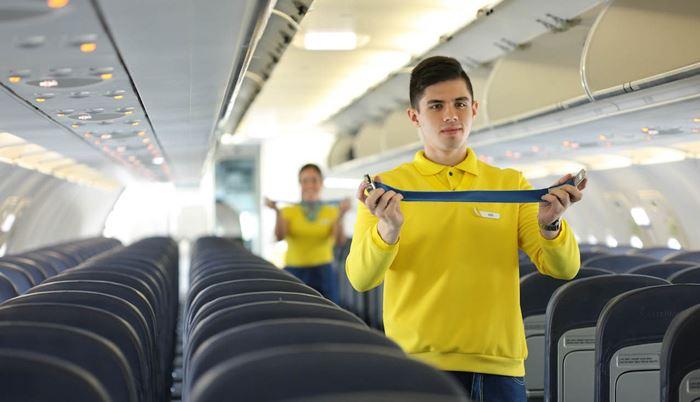 Hành khách cần tuân thủ yêu cầu thắt dây an toàn