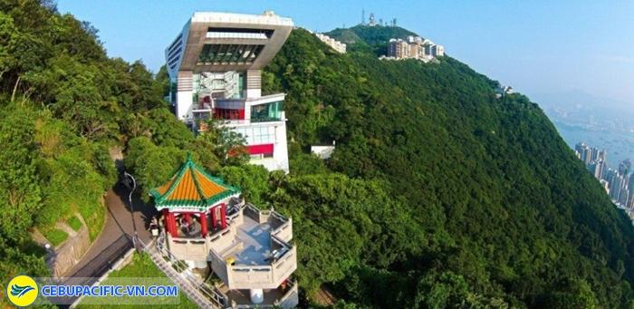 Đỉnh núi Thái Bình