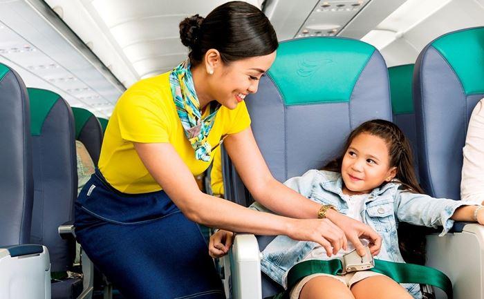 Bạn nên ngồi đúng chỗ ngồi của mình trên vé
