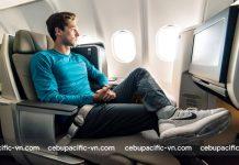Chọn chỗ ngồi đi máy bay cebupacific