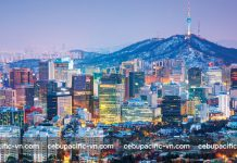Hàn Quốc cực kì hiện đại và hấp dẫn